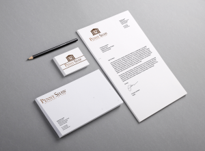 Lawyer Logo Mockup